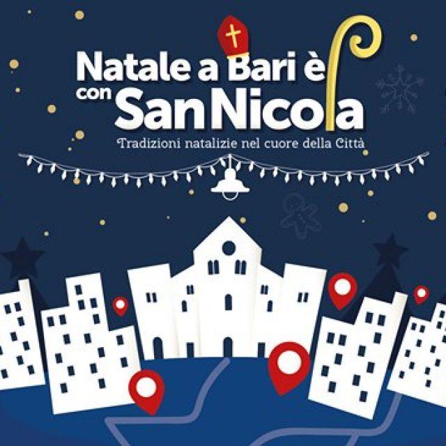Natale a Bari è con San Nicola