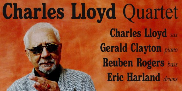 Charles Lloyd in concerto