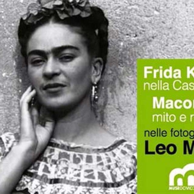 Frida Kalho nella Casa Azul