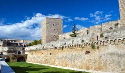 Il castello Normanno Svevo
