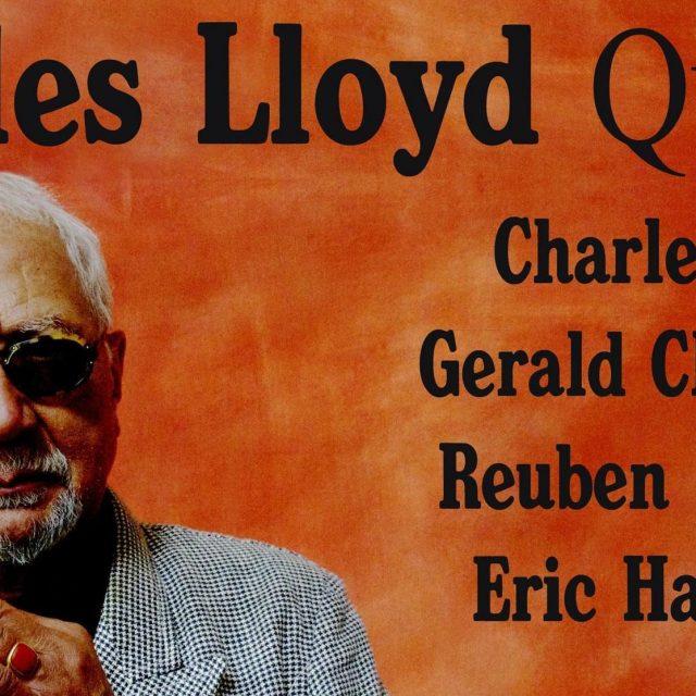 Charles Lloyd in concerto