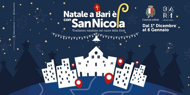 Christmas in Bari with San Nicola