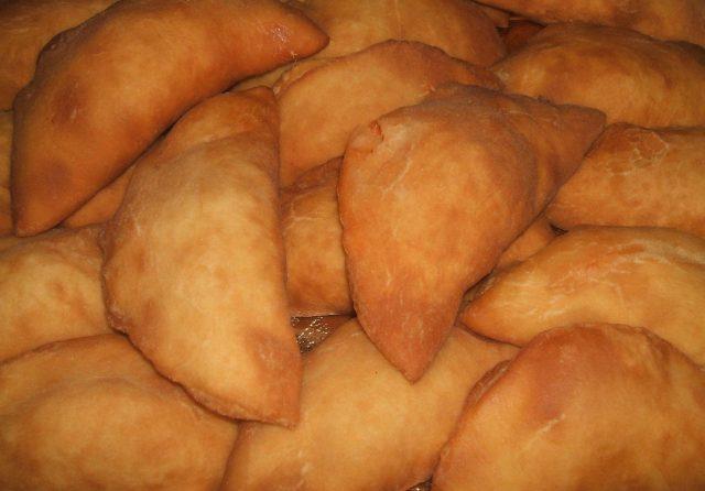 Fried panzerotto
